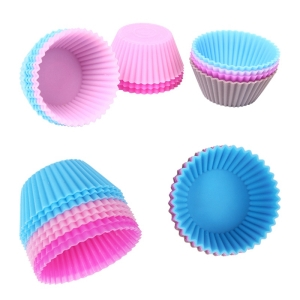 Mini silicone cups
